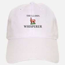 The Llama Whisperer Baseball Baseball Cap