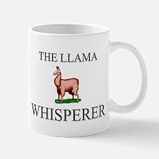 The Llama Whisperer Mug