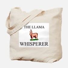 The Llama Whisperer Tote Bag