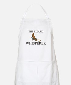 The Lizard Whisperer BBQ Apron