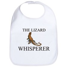 The Lizard Whisperer Bib
