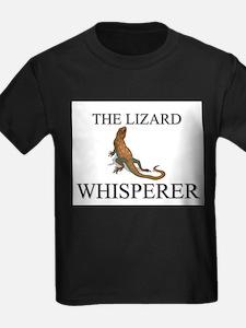 The Lizard Whisperer T