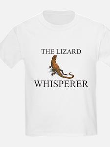 The Lizard Whisperer T-Shirt