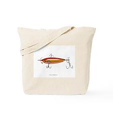 Vintage Lure 06 Tote Bag