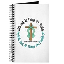 With God Cross OVARIAN CANCER Journal
