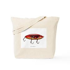 Vintage Lure 05 Tote Bag