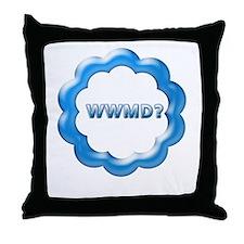 WWMD? Throw Pillow