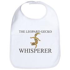 The Leopard Gecko Whisperer Bib