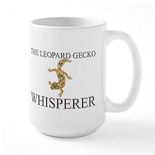 The Leopard Gecko Whisperer Mug