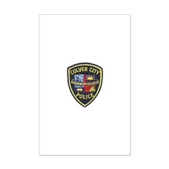 Culver City Police Posters