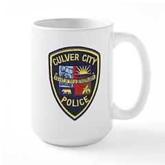 Culver City Police Mug