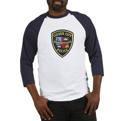 Culver City Police Baseball Jersey