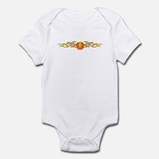 Flame Dogs Infant Bodysuit