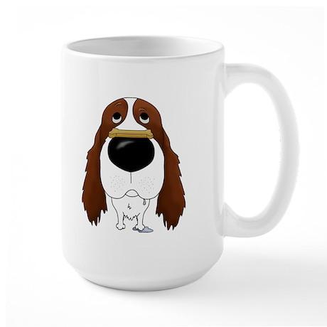 Springer Valentine's Day Large Mug