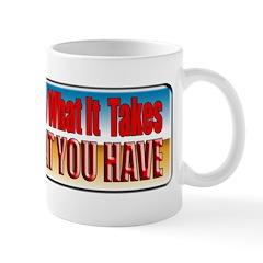 Democrats Have What It Takes Mug