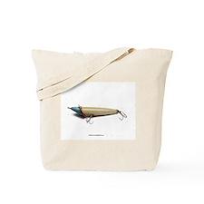 Vintage Lure 03 Tote Bag