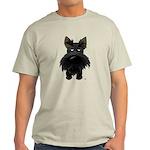 Big Nose/Butt Scottie Light T-Shirt