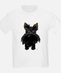 Big Nose/Butt Scottie T-Shirt
