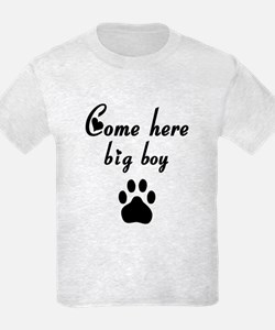 Cougar: Come Here Big Boy T-Shirt