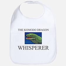 The Komodo Dragon Whisperer Bib
