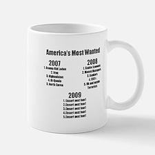 Most Wanted Mug