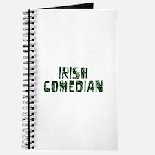 Irish Comedian Journal