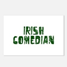 Irish Comedian Postcards (Package of 8)