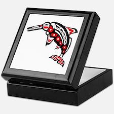 Kwak'wala Ichthyosaur Keepsake Box