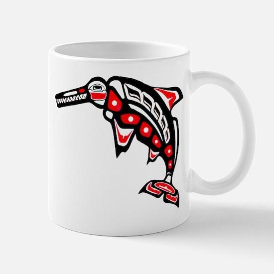 Kwak'wala Ichthyosaur Mug