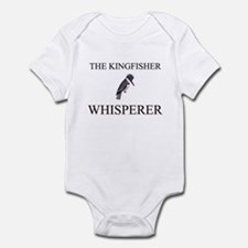 The Kingfisher Whisperer Infant Bodysuit