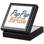 PapPap of the Bride Keepsake Box