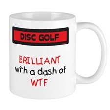 WTF Mug (Red and Black)