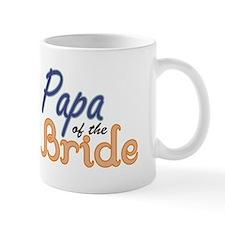 Papa of the Bride Mug