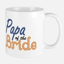 Papa of the Bride Mug