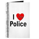 I Love Police Journal