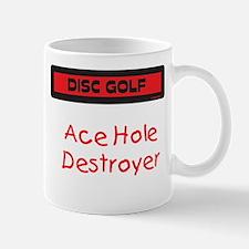 Ace Hole Destroyer Mug (Red and Black)