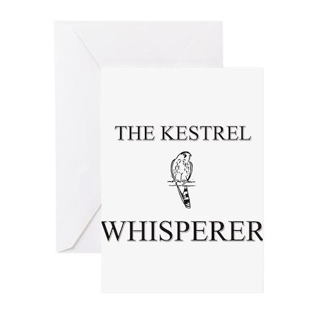 The Kestrel Whisperer Greeting Cards (Pk of 10)