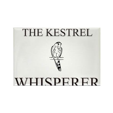 The Kestrel Whisperer Rectangle Magnet (10 pack)