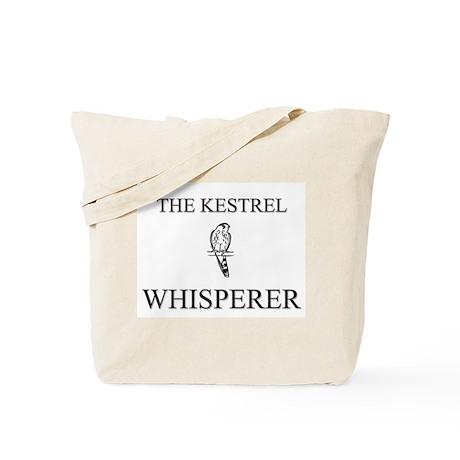 The Kestrel Whisperer Tote Bag