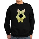 Big Nose Cairn Sweatshirt (dark)
