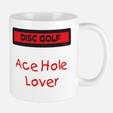Ace Hole Lover Mug (Red and Black)