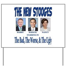 Anti barack Obama Yard Sign