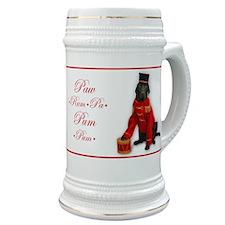 PAW-rum-pa-pum-pum! Stein
