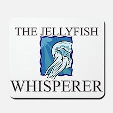 The Jellyfish Whisperer Mousepad