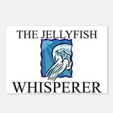 The Jellyfish Whisperer Postcards (Package of 8)