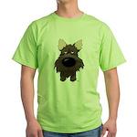 Big Nose/Butt Cairn Green T-Shirt