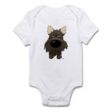 Big Nose Cairn Infant Bodysuit