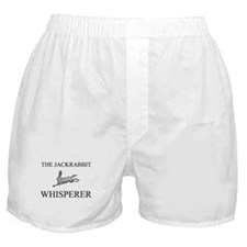 The Jackrabbit Whisperer Boxer Shorts