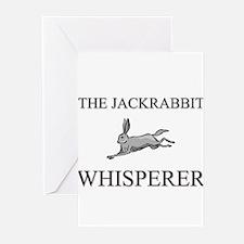 The Jackrabbit Whisperer Greeting Cards (Pk of 10)