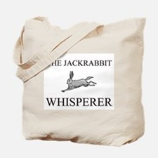 The Jackrabbit Whisperer Tote Bag
